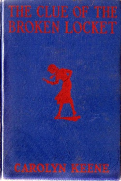 Nancy Drew mystery cover