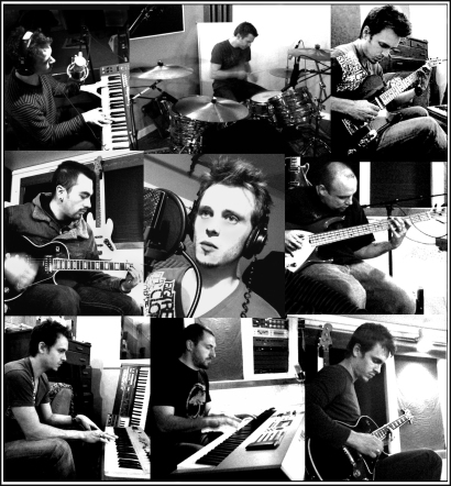 Enation in the recording studio