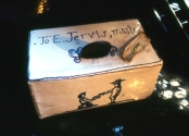 Ceramic Jervis box