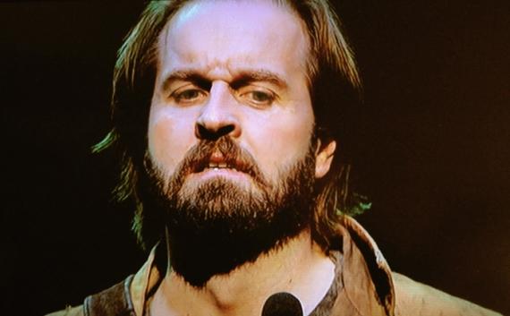 Alfie Boe as Jean Valjean, Les Miserables