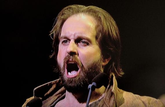 Alfie Boe Jean Valjean Les Miserables