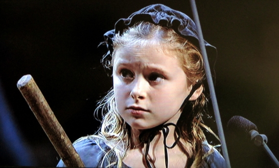 Cosette (Mia Jenkins) Les Miserables