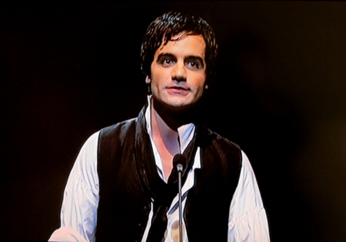 Ramin Karimloo as Enjolras, Les Miserables