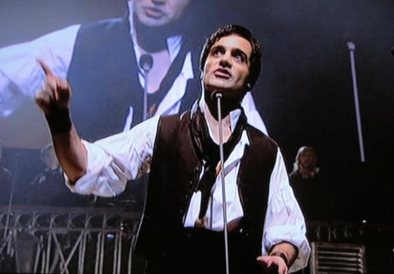 Ramin Karimloo as Enjolras, Les Miserables