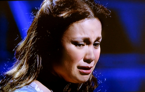 Lea Salonga as Fantine, Les Miserables