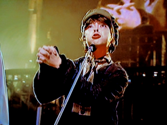 Robert Madge as Gavroche, Les Miserables