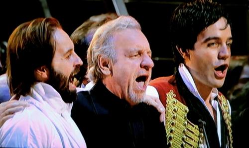 Les Miserables: Alfie Boe, Colm Wilkinson, Ramin Karimloo