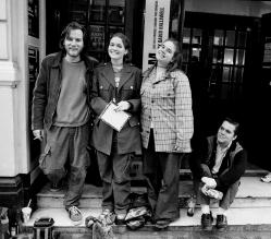 Ewan McGregor, Little Malcolm, Comedy Theatre 1999