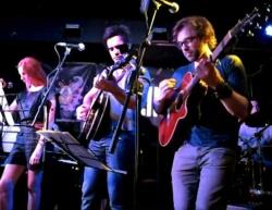 Ramin Karimloo & Hadley Fraser, Sheytoons at Dublin Castle