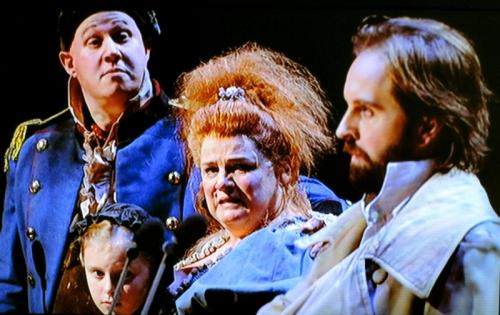 Thénardier Waltz: Matt Lucas, Jenny Galloway & Alfie Boe