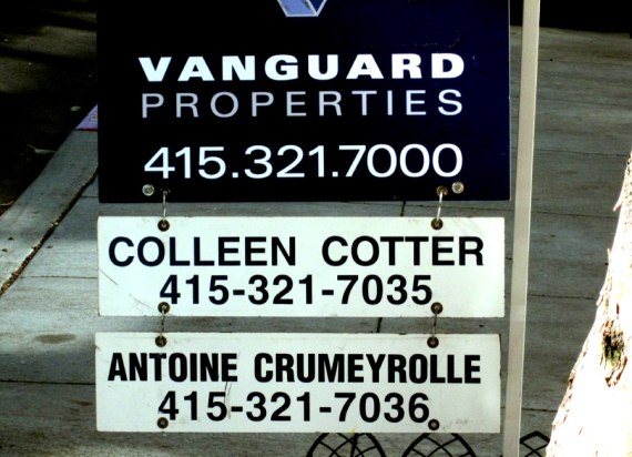Funny name sign