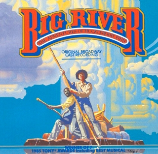 Big River Broadway musical