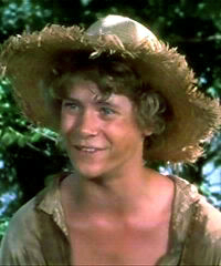 Jeff East as Huckleberry Finn