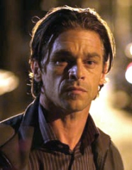 Ian Tracey as Jimmy Reardon in Intelligence