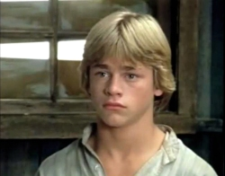 Ian Tracey as Huck Finn