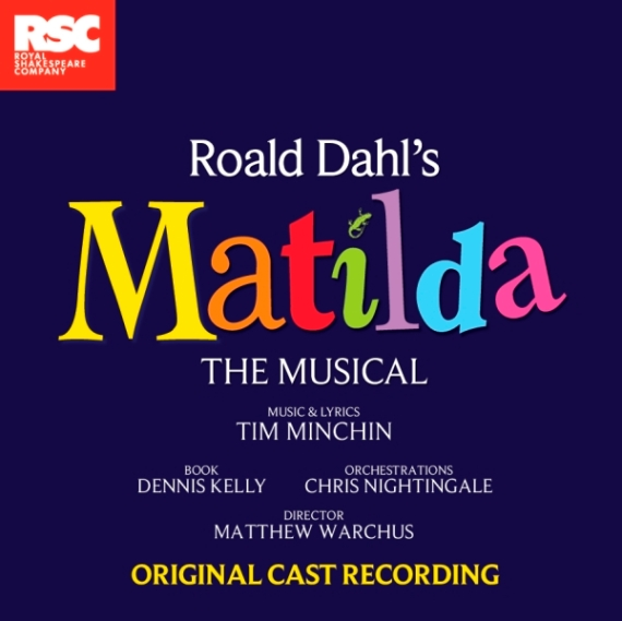 Matilda CD cast recording
