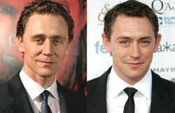 Tom Hiddleston and JJ Feild