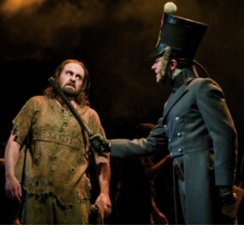 Alfie Boe and Hadley Fraser, Les Miserables