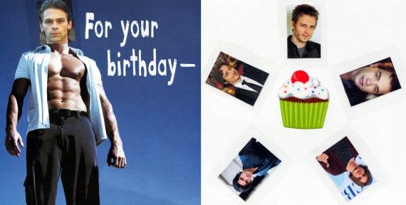 Katydid's birthday surprise