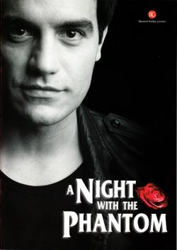 A Night With The Phantom program
