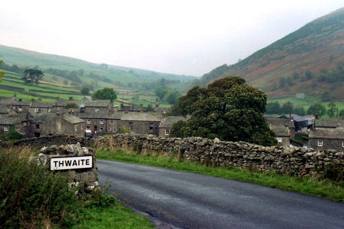 Thwaite, Swaledale, North Yorkshire