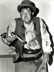 Buddy Hackett in The Rifleman
