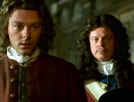 Richard Coyle and Martin Clunes