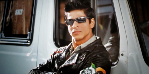 Ra.One with Shah Rukh Khan