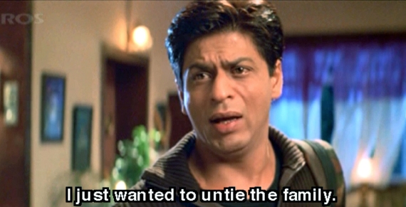 subtitle from Main Hoon Na with Shah Rukh Khan