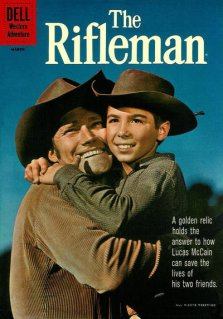 The Rifleman comic book