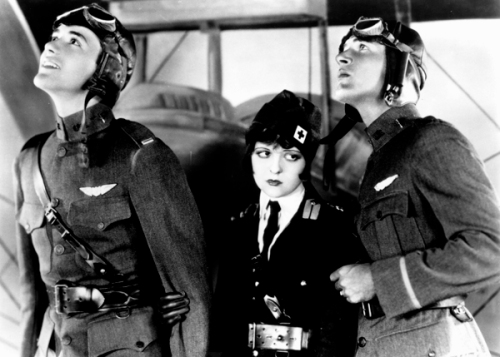 Wings with Buddy Rogers, Clara Bow and Richard Arlen