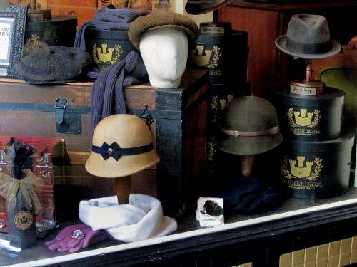 Goorin Bros. Hats on Haight Street