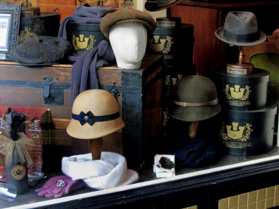Goorin Bros. Hats on Haight Street
