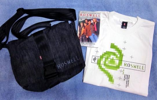 Roswell memorabilia