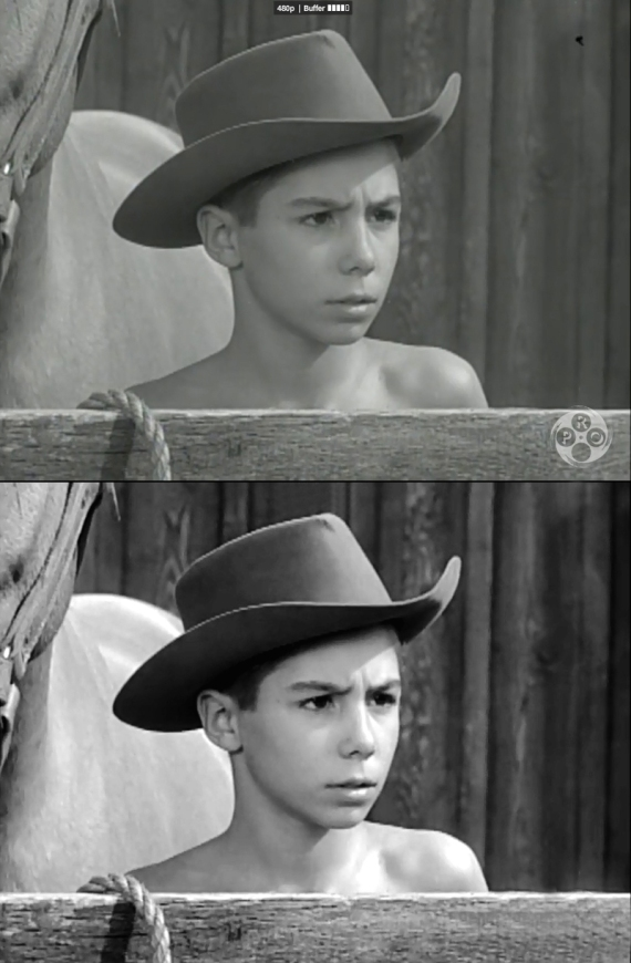 Johnny Crawford in The Rifleman (The Pet, season 1)