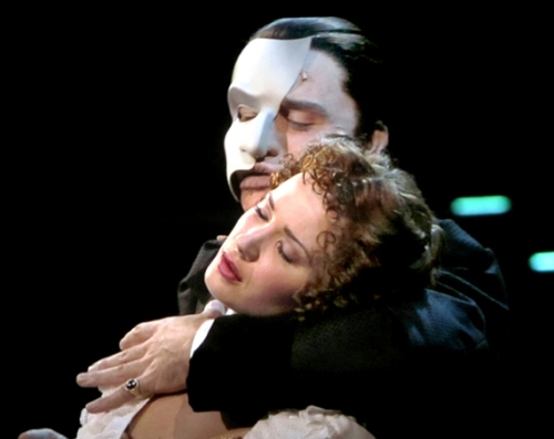 Sierra Boggess and Ramin Karimloo, The Phantom of the Opera, The Music of Night