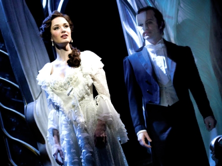 Sierra Boggess and Ramin Karimloo (London)