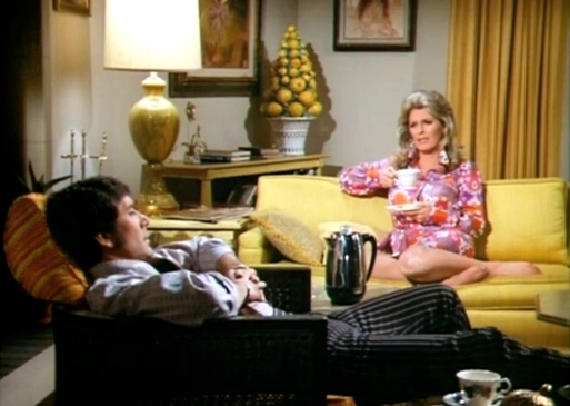 Robert Fuller (Dr. Kelly Brackett) and Julie London (Nurse Dixie) on Emergency! 1972