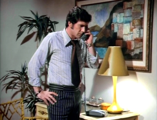 Robert Fuller (Dr. Kelly Brackett) on Emergency! 1972