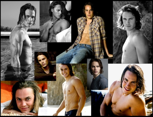 Taylor Kitsch collage