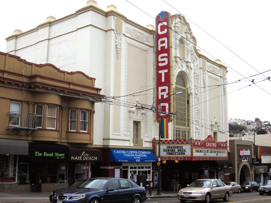 Castro Theatre, San Fr...