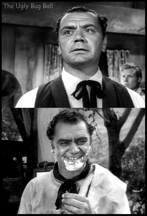 Ernest Borgnine in Laramie