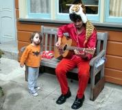 Guitar Tiger
