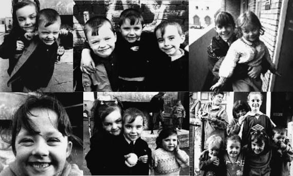 Queen Street collage
