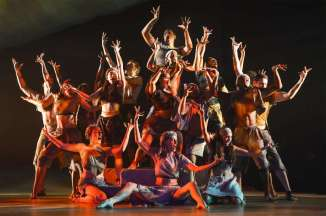 The Prince of Egypt dancers