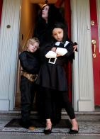 Wednesday Addams and family got attitude!